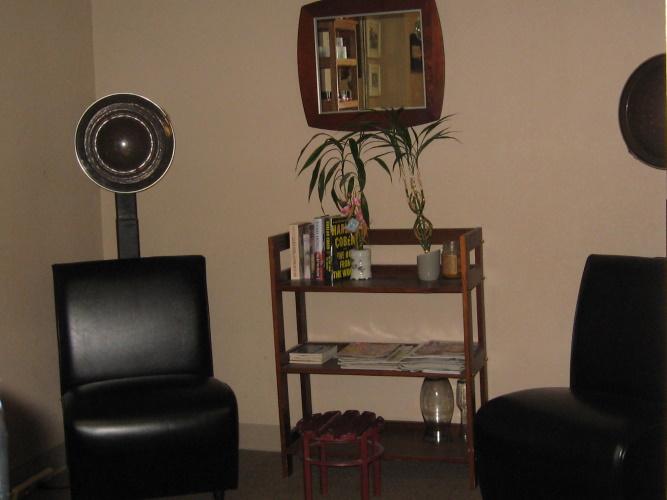 Inside Salon Ron Dev U - view 2