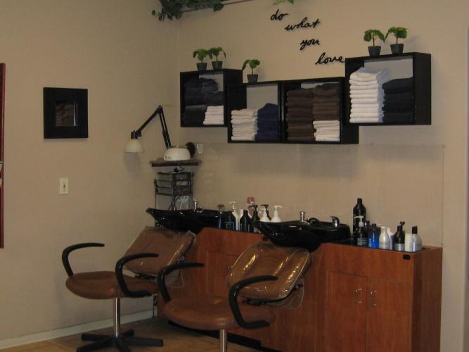 Inside Salon Ron Dev U - view 3