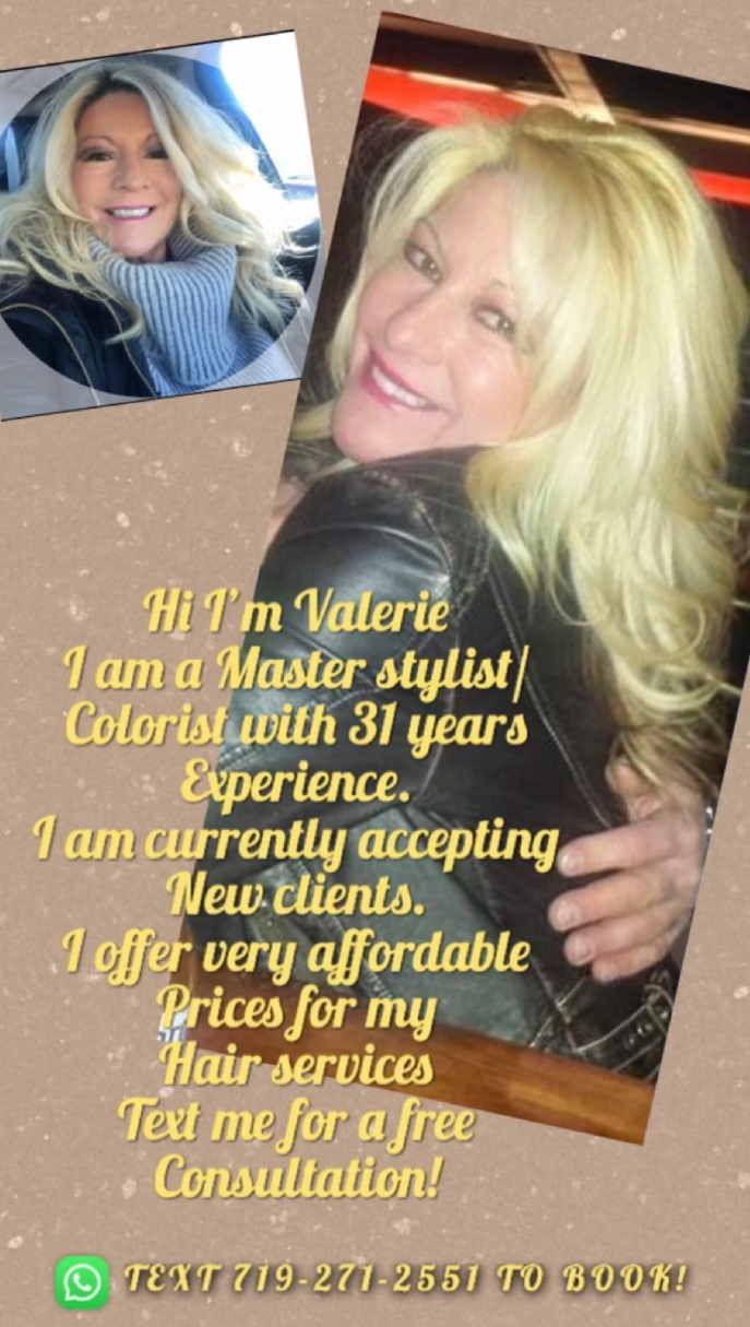 Valerie - Master Stylist